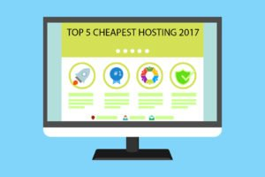 top 5 cheapest hosting